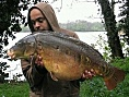Joe, 30th Apr<br />34lb mirror