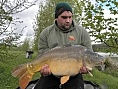 Will Fox, 30th Apr<br />26lb 07oz mirror