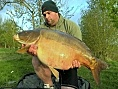 Will Fox, 30th Apr<br />35lb 11oz mirror