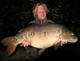 Mark Wilson, 9th Aug<br />34lb mirror