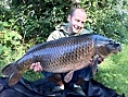 James Green, 14th Aug<br />24lb 04oz common