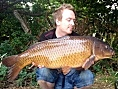 Nick Howard, 14th Aug<br />24lb 07oz common