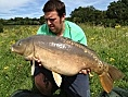 Gary Marsh, 17th Aug<br />22lb 12oz mirror