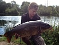 Nick Gill, 17th Aug<br />PB 23lb common