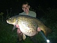Lewis Tomlinson, 20th Aug<br />25lb 08oz common