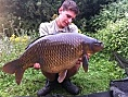 Lewis Tomlinson, 21st Aug<br />24lb 06oz common