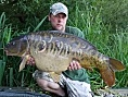 Alan Jackson, 27th Aug<br />26lb 08oz mirror