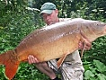 Alan Jackson, 27th Aug<br />32lb 08oz mirror
