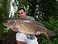 Roy Ferguson, 30th Aug<br />24lb common
