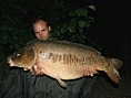 James Green, 5th Sep<br />32lb 08oz ghostie