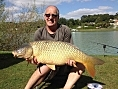 Kenny Hassett, 14-17th Sep<br />France, 28lb common