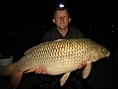 Jamie Baker, 14-17th Sep<br />France, 27lb common