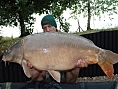 Fred Archer, 23rd Oct<br />40lb plus mirror