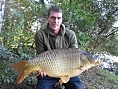 Tom Stirman, 1st Nov<br />France 29lb 08oz common
