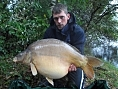 Tom Stirman, 1st Nov<br />France 30lb mirror