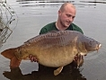 Simon, 15th Nov<br />48lb 08oz mirror