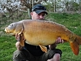 Danny, 15th Nov<br />36lb Ghostie