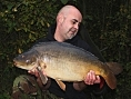 Simon Batchelor, 27th Nov<br />21lb mirror