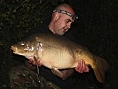 Simon Batchelor, 27th Nov<br />24lb mirror