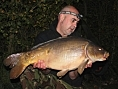 Simon Batchelor, 27th Nov<br />26lb mirror