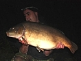 Simon Batchelor, 30th Nov<br />29lb mirror