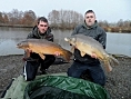 23/03/2013 16:57<br />23lb and 28lb mirrors