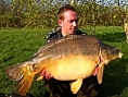 Nick Howard, 1st May<br />27lb 13oz mirror