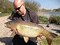 Darren Rapley, 1st May<br />25lb 08oz common