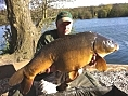 Alan Jackson, 1st May<br />32lb 10oz mirror