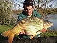 Gaz Marsh, 1st May<br />28lb 08oz common