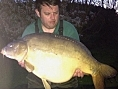 Gaz Marsh, 1st May<br />34lb 10oz mirror