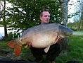 Nick Howard, 2nd May<br /><font color=red>UK PB 44lb 11oz mirror</font>