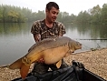 Adam Taylor, 3rd May<br />36lb 04oz mirror