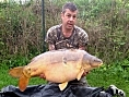 Adam Taylor, 3rd May<br />57lb mirror