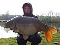 Kieron Coffey, 6th May<br />26lb 06oz mirror