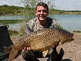 Mark Woollaston, 6th May<br />30lb plus common