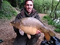 Luke Coulter, 13th May<br />18lb mirror