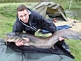 Brett, 16th May<br />46lb 04oz moggy
