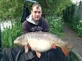 Paul Chown, 22nd May<br /><font color=red>PB 32lb mirror</font>