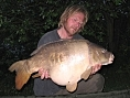 Mark Wilson, 23rd May<br >32lb 08oz mirror