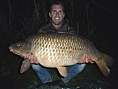 Tom Stirman, 28th May<br />26lb 09oz common