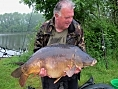 David Arnold, 2nd Jun<br />53lb mirror