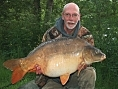 Paul Baker, 2nd Jun<br />43lb 04oz mirror