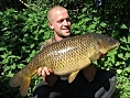 Lewis Church, 6th Jun<br />15lb 13oz common