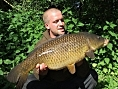 Lewis Church, 6th Jun<br />17lb 14oz common