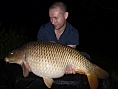 Belcher Barnard, 11th Jun<br />27lb common