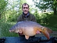 Paul Chown, 11th Jun<br />28lb 08oz mirror