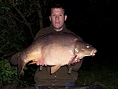 Paul Chown, 11th Jun<br />30lb plus mirror