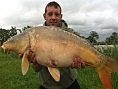 Lee Smith, 14th Jun<br />16lb mirror