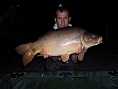 Paul Chown, 14th Jun<br />21lb mirror